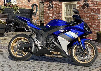 Yamaha YZF R1 08