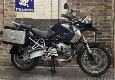 BMW R 1200 GS TU