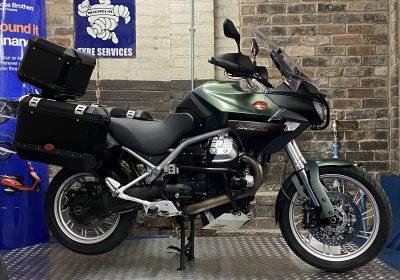 Moto Guzzi Stelvio 1200 NTX **NOW SOLD**